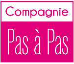 Compagnie Pas à Pas Logo