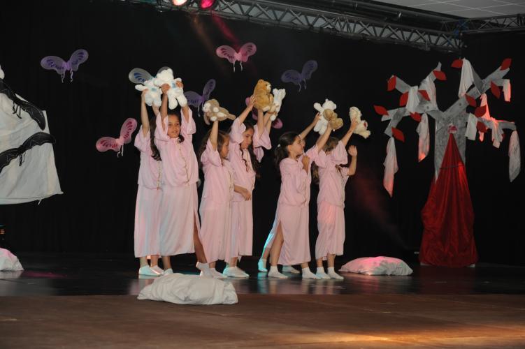cours de danse Lalevade