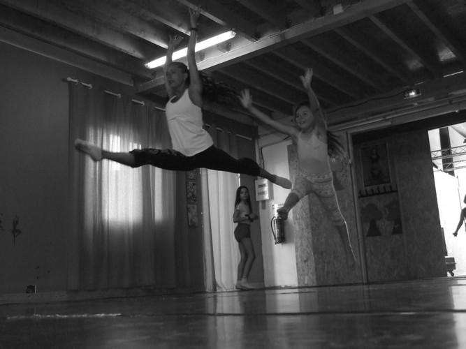 danse ardèche